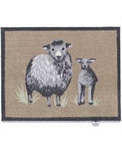 Hug Rug Country Collection Sheep 65 x 85 Door Mat