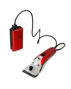 Liveryman Black Beauty Horse Clipper with Lithium Battery Pack