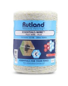 Rutland Poly Wire 500m