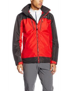 Men's Regatta Calderdale Waterproof Jacket Red