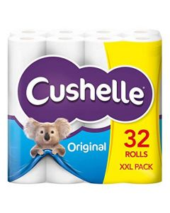 Cushelle 32 Rolls Toilet Tissue