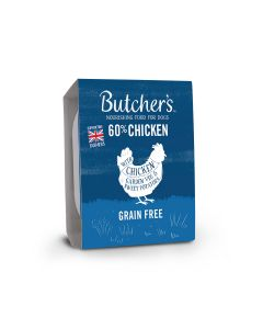Butcher's Choice Chicken Tray 400g