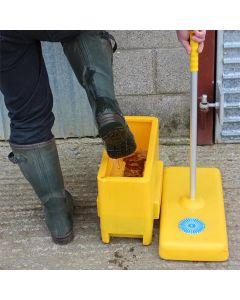 Fixed Brush Foot Dip 20L