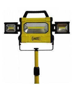 Clulite Trio COB LED Flood light with Tripod FL22