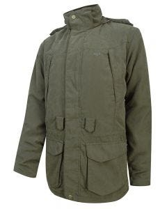 Hoggs of Fife Glenmore Lightweight Shooting Jacket - Side View