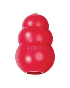 Kong Classic Red Dog Toy Medium