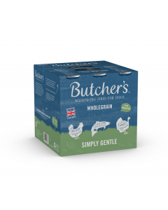 Butchers Simply Gentle Loaf 18 x 390g
