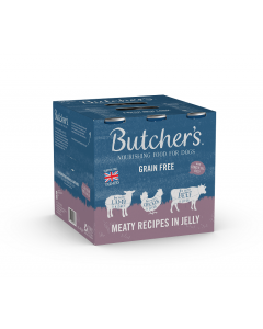 Butchers Meaty Recipes 18 x 400g