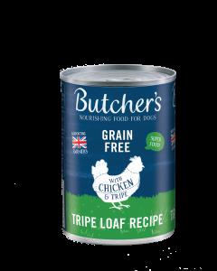 Butchers Tripe & Chicken 12 x 400g
