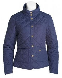 Toggi Sandown Diamond Quilted Jacket Navy