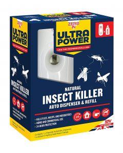 Natural Insect Killer Auto Dispenser & Refill