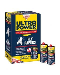 Fly Papers- 24 Pack