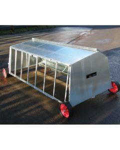 Lamb Creep Feeder Shelter on Wheels | Wynnstay Agriculture