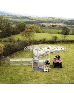 Alligator Mobile Sheep Handling