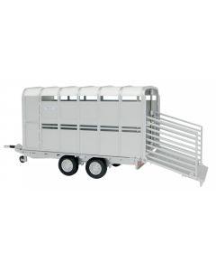 Britains Ifor Williams livestock trailer