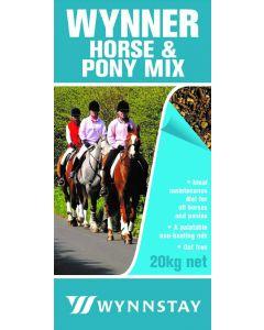 Wynner Horse & Pony Mix 20kg