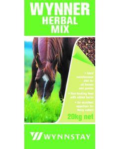 Wynner Herbal Mix 20kg