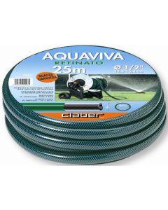 Claber 12.5mm Aquaviva Hose - 25m