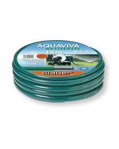 Claber 12.5mm Aquaviva Hose - 15m