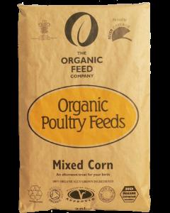 Allen & Page Organic Mixed Corn 20kg
