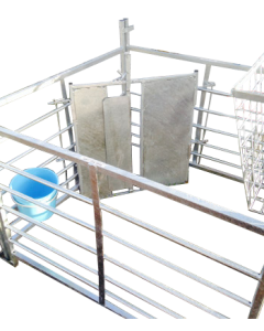 Lamb Adopter Panel