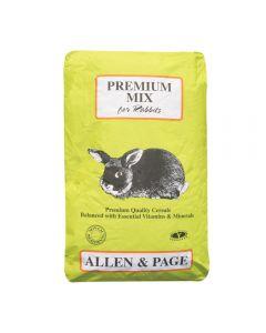Allen & Page Rabbit Premium Mix