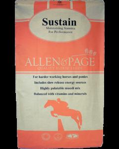 Allen & Page Sustain