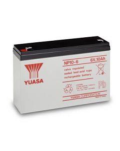 6V 10AMP Battery