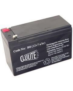 B8 12V 7AMP Battery