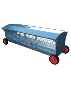 Bateman Hayrack & Manger On Wheels