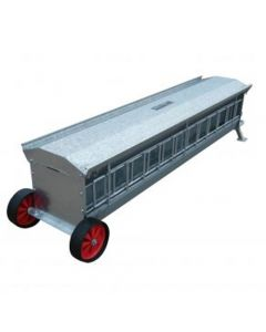 Bateman Lamb Creep Feeder on Wheels 2500mm