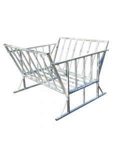 Bateman Sheep Big Bale Cradle