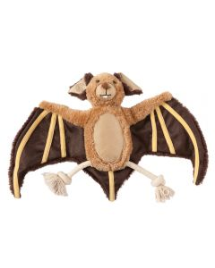 Bertie the Bat Dog Toy