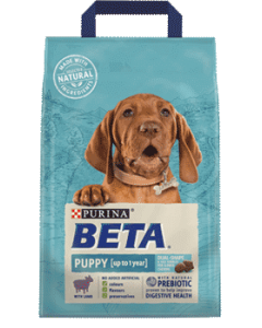 BETA 14kg Puppy Junior Lamb and Rice