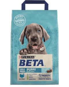 BETA 2.5kg Puppy Large Breed