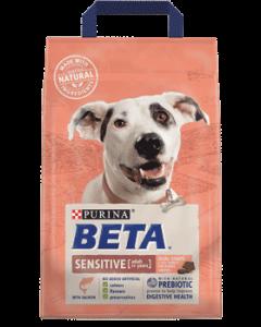 BETA 14kg Sensitive - Salmon & Rice