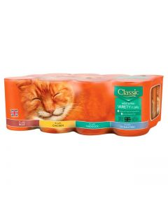 Butchers Cat Mixed Tin