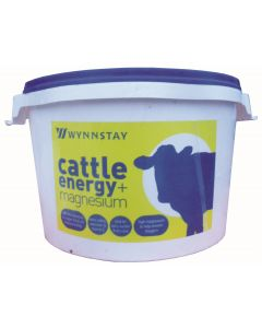 Cattle Energy Plus + Mag Bucket 25kg