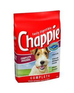 Chappie Complete Dog Food Beef 3kg