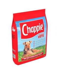 Chappie Complete Dog Food Beef - 15kg