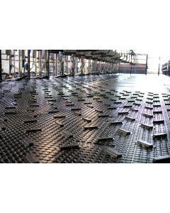 Chevron High Grip Mat