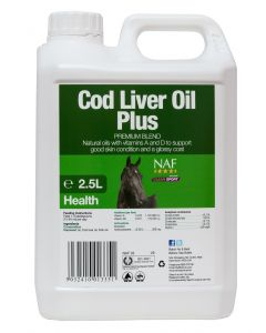 NAF Cod Liver Oil 2.5 Litres
