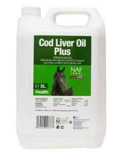 NAF Cod Liver Oil 5 Litres