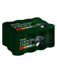 Country Choice Dog Food Tins