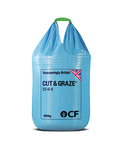 CF Cut & Graze Fertiliser