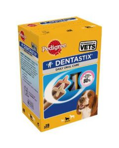 Pedigree Dentastix Bumper Pack - Medium