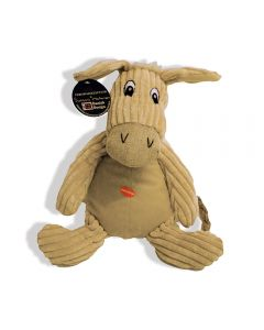 Doris the Donkey Dog Toy