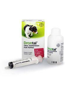 Drontal puppy oral suspension