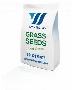 Fast Grass - One Year Quick Growing Grass Seed Mix