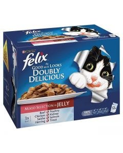 Felix As Good as it Looks Doubly Delicious Mixed